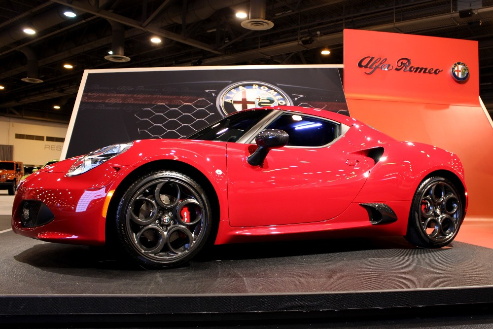 Photos: Sexiest Cars at the Houston Auto Show