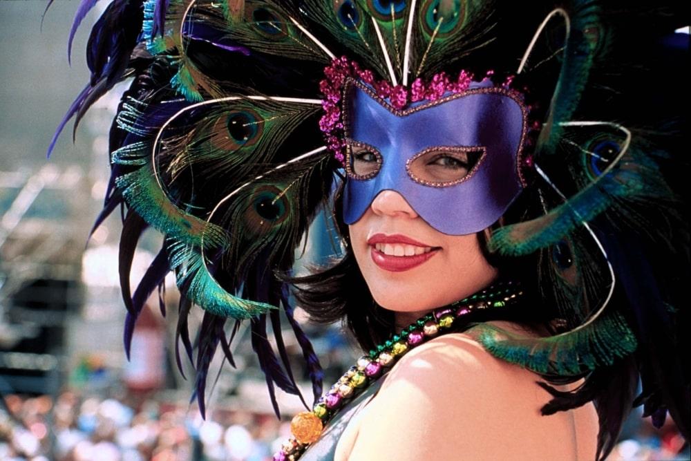Mardi Gras Galveston 2020 Balconies Bands Parades