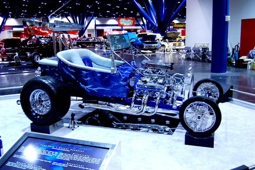 Autorama Car Show With Celebrity Special Guests Hot Rods - Dallas car show