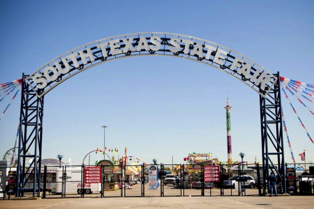 South Texas State Fair 2019 Ford Park Entertainment