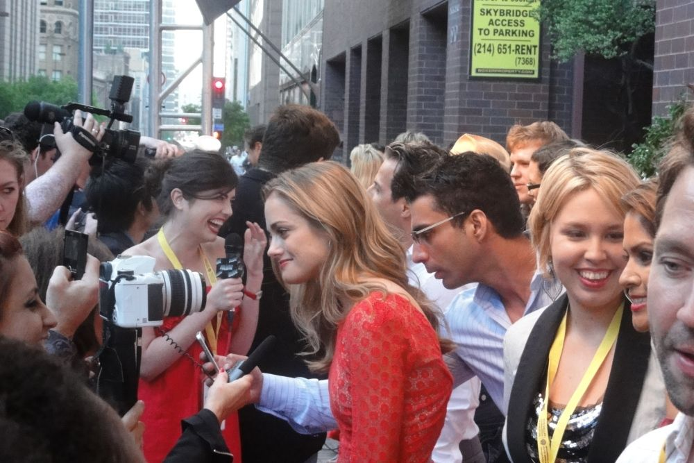 Navigate Dallas International Film Festival (and Spot Celebrities)