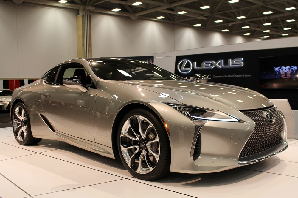Dfw Auto Show 2018 New Model Year Vehicles And High