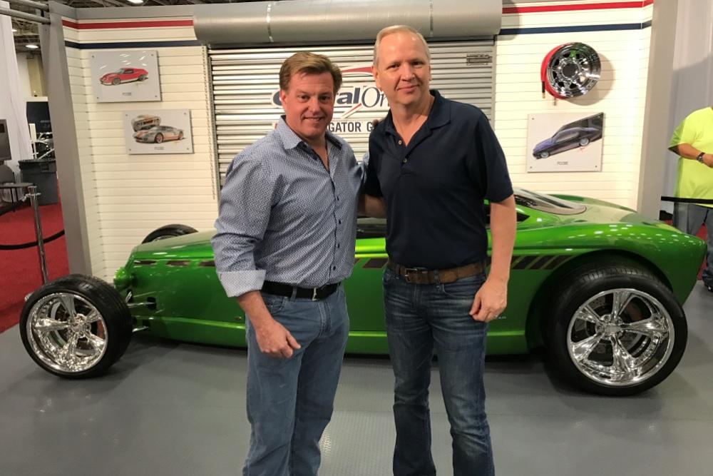 Interview With Automobile Designer Chip Foose By Scott