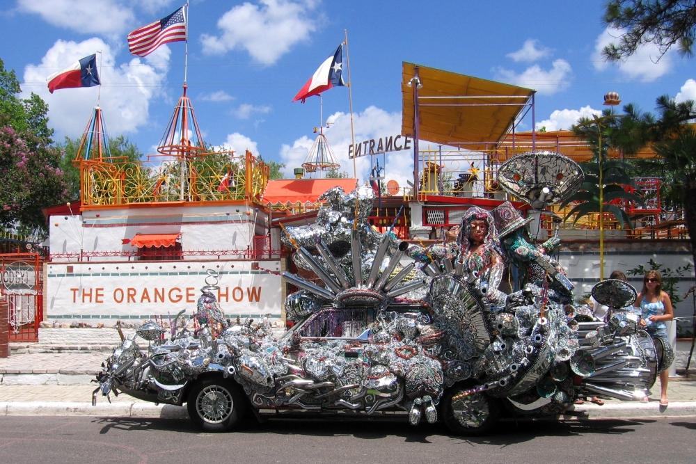 Houston Art Car Parade Weekend   2019   Orange Show Center