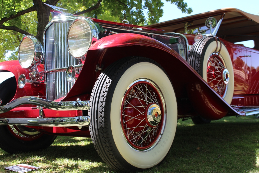The Concours d\'Elegance of Texas | 2018 | Vintage Automotive Art ...