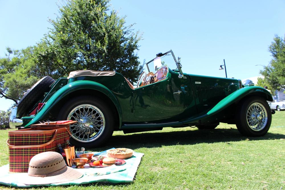 The Concours d\'Elegance of Texas | 2018 | Vintage Automotive Art ...