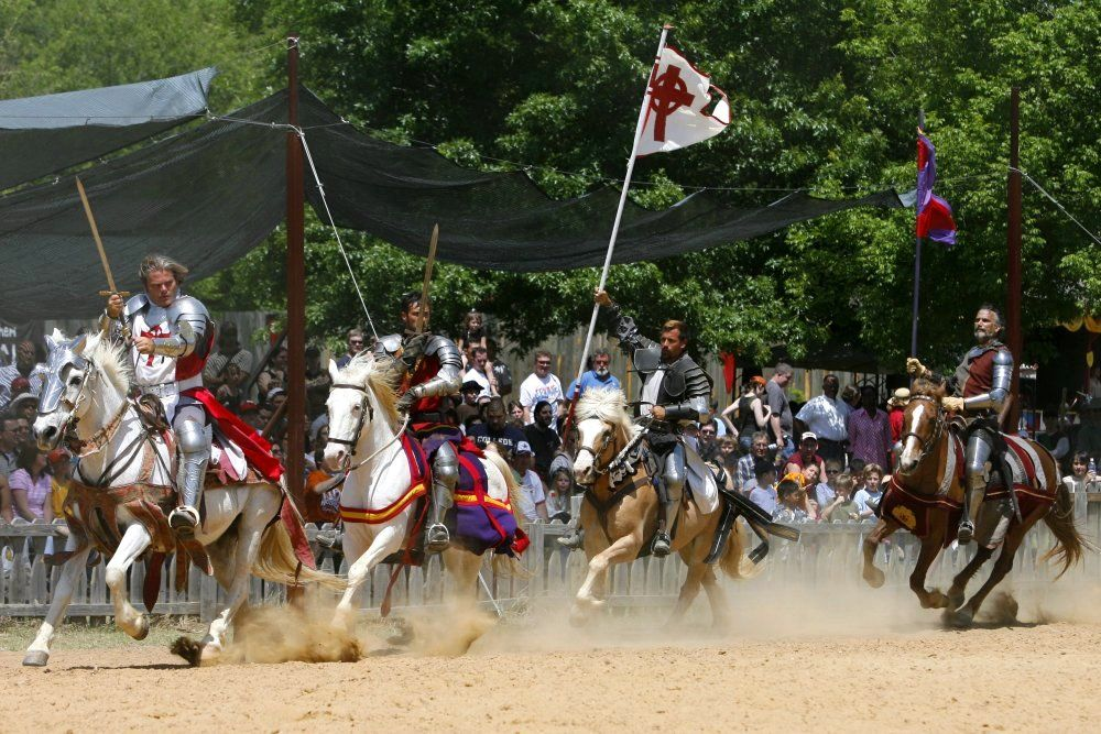 Step Back to 16th Century Days at Scarborough Renaissance Festival