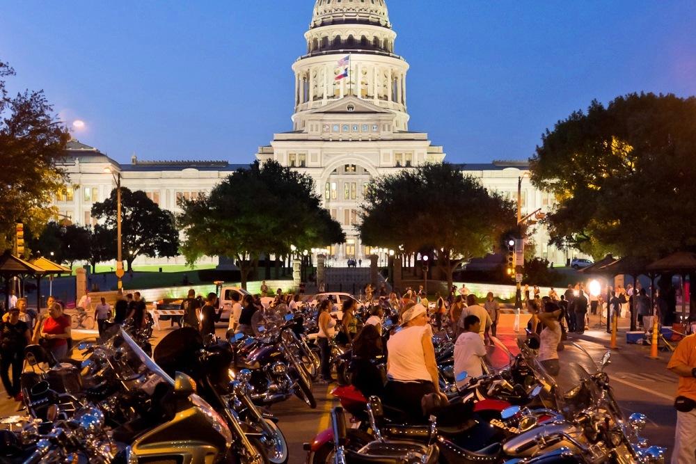 Republic Of Texas Biker Rally 2019 Travis County