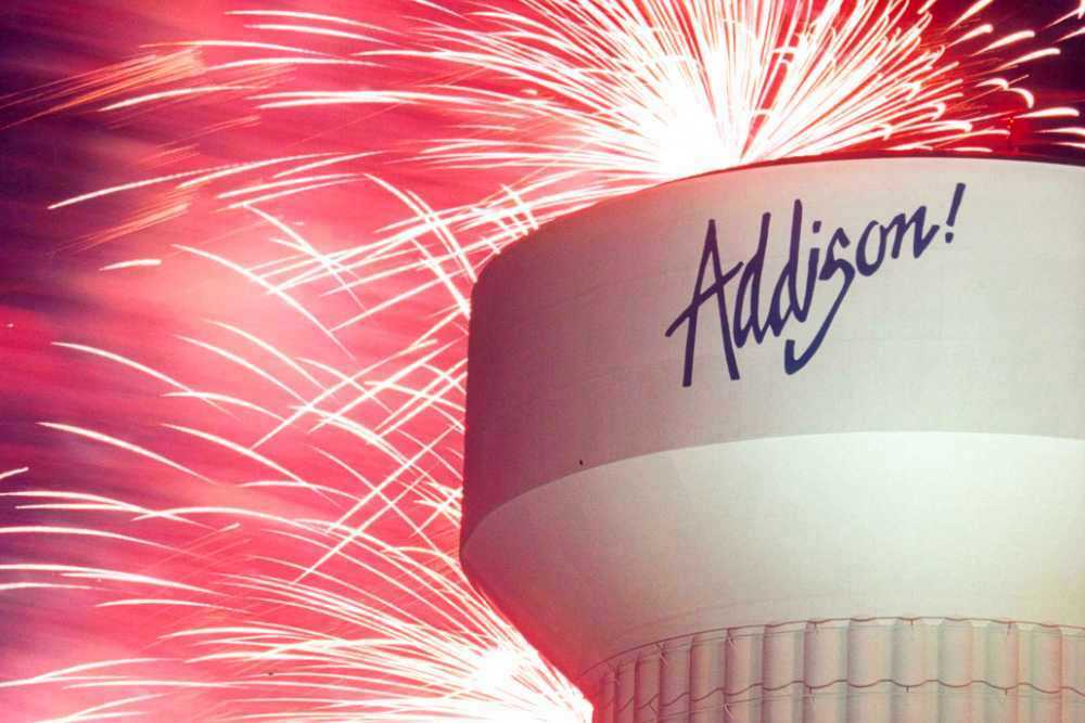 Addison Kaboom Town! to Feature More Shells, Special Effects