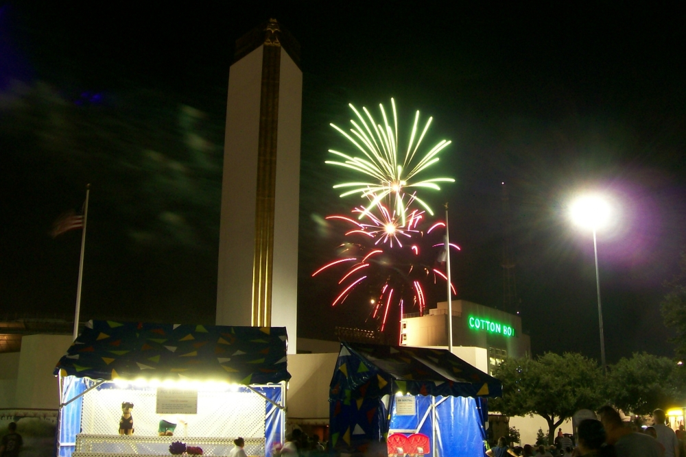 Fair Park Fourth 2017 Live Music And Entertainment