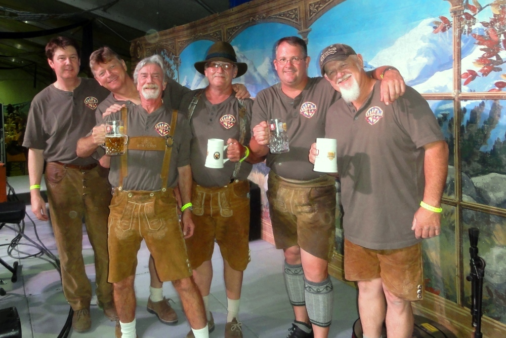 Prepare to Prost at Addison Oktoberfest