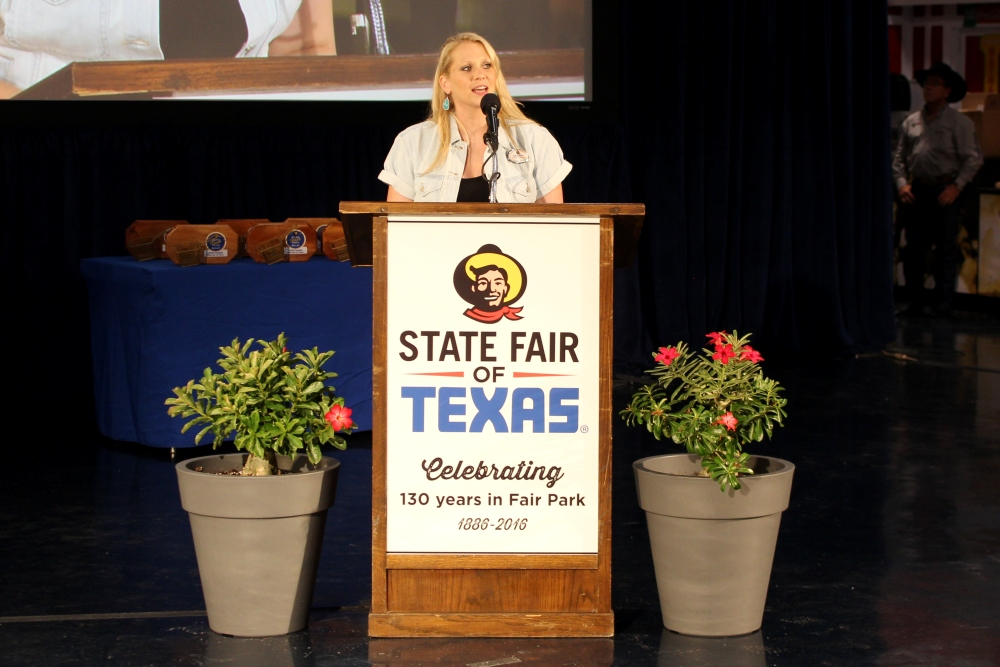 State Fair of Texas Announces Winners of the 2016 Big Tex Choice Awards