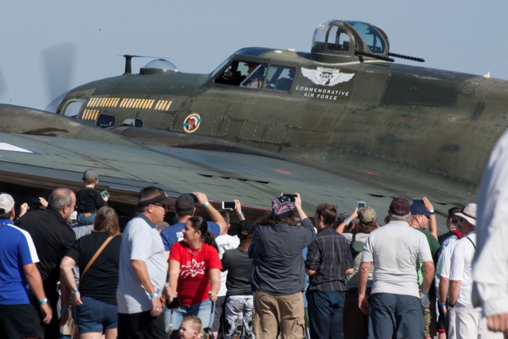 2017 CAF Wings Over Dallas WWII Airshow