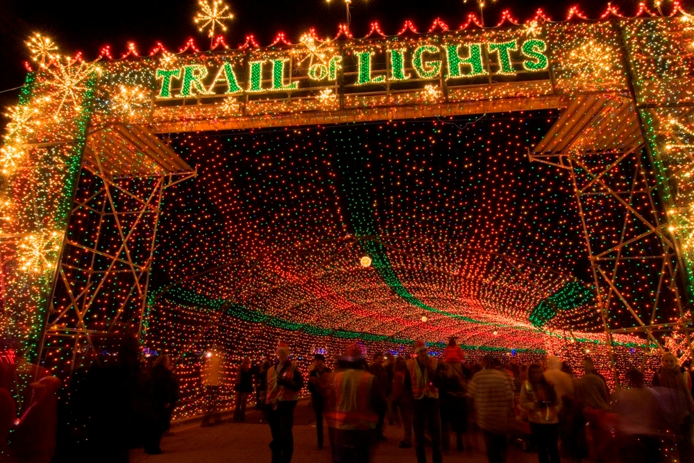 Trail Of Lights 2019 Zilker Park Events Austin