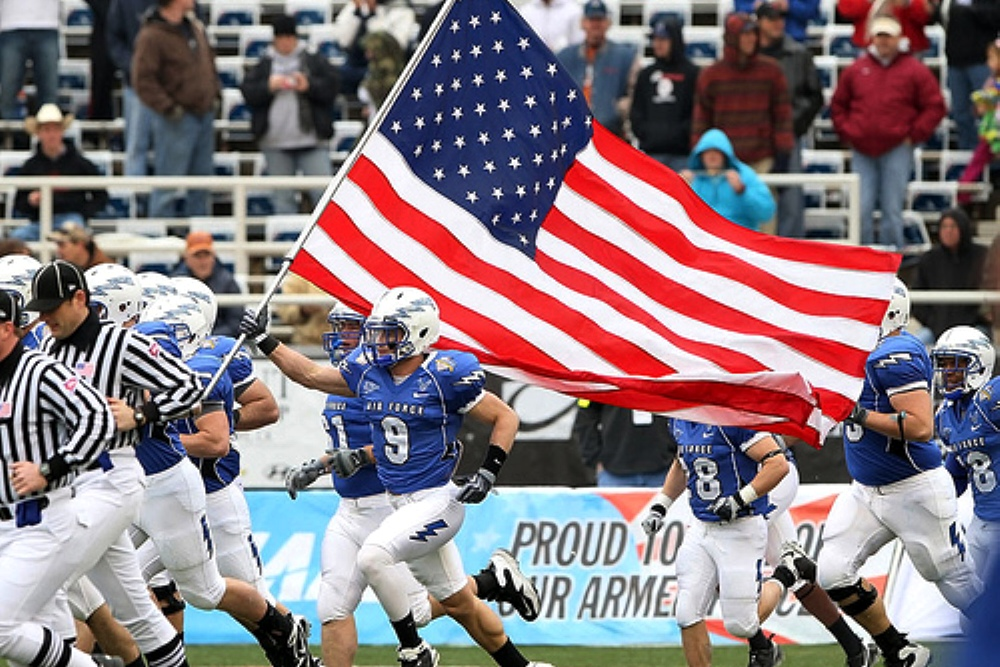 armed forces bowl to be played in honor of the armed forces of the united states - Christmas Day College Football