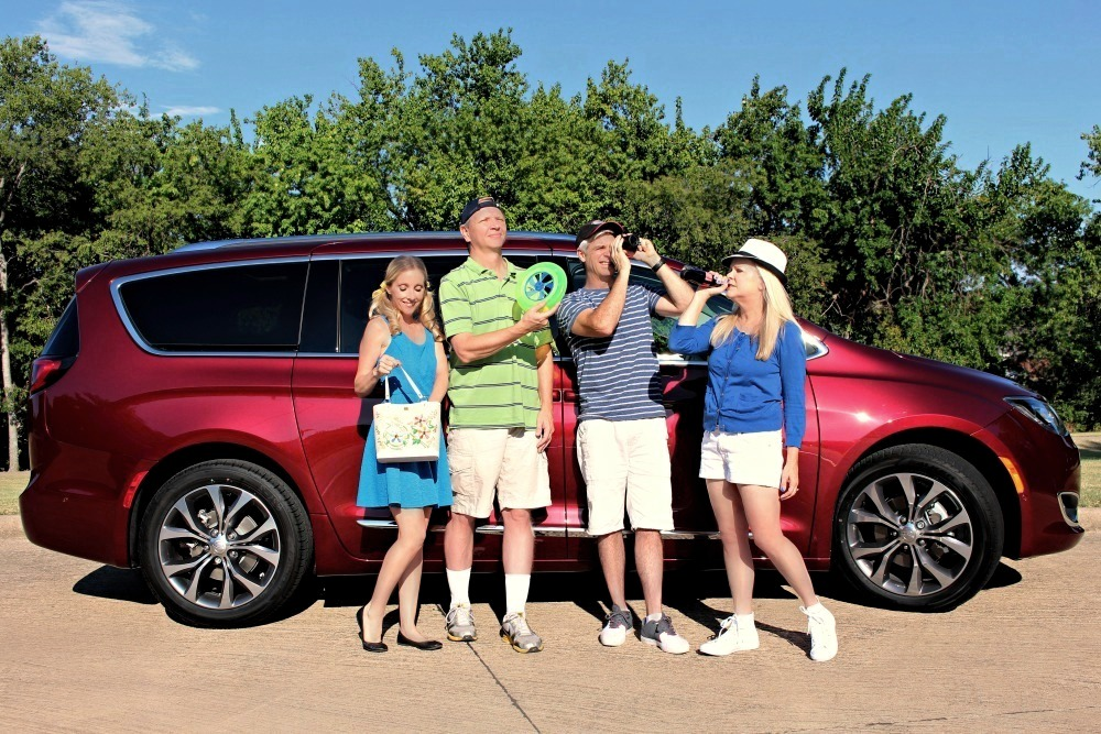 The 2017 Chrysler Pacifica Offers Grown Up Features For Kid In You