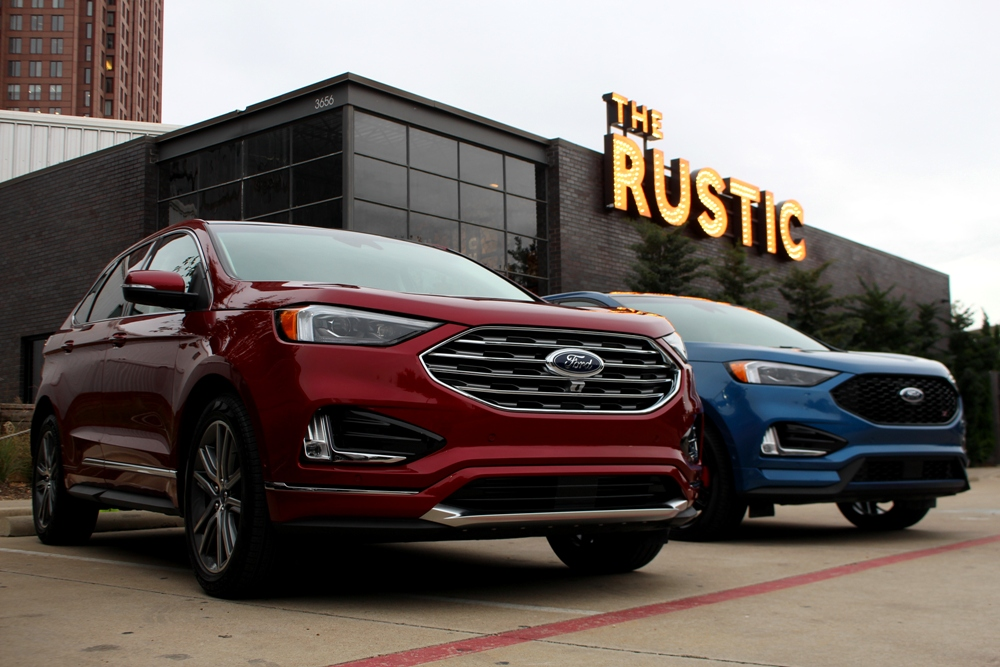 Revving Up Ford Drives New Edge St Into Showrooms News