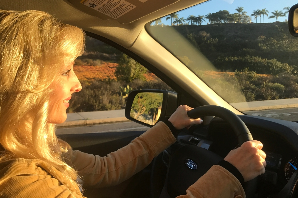 Ford Ranger: Strong Enough for a Man, Manageable Enough for a Woman