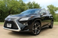 Lexus RX Interior Design: A Hands-On Experience