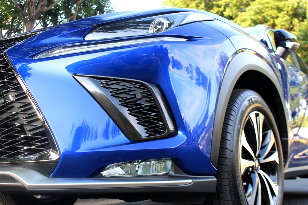 2018 Lexus NX: Refreshed, Standard Safety System, Better Handling >> 2018 Lexus Nx 300 F Sport Coming At You From All Angles By Sherri