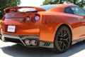 Take a Peek at Photos of the Brand-New 2017 Nissan GT-R in Blaze Metallic