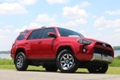 Gadgets Galore Adorn the Ruggedly Handsome TRD Off-Road