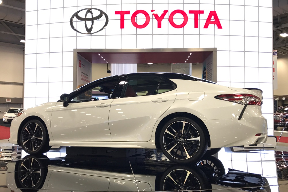 Going All In: Toyota Kentucky Launches Production of Cutting-Edge Camry | News | USA