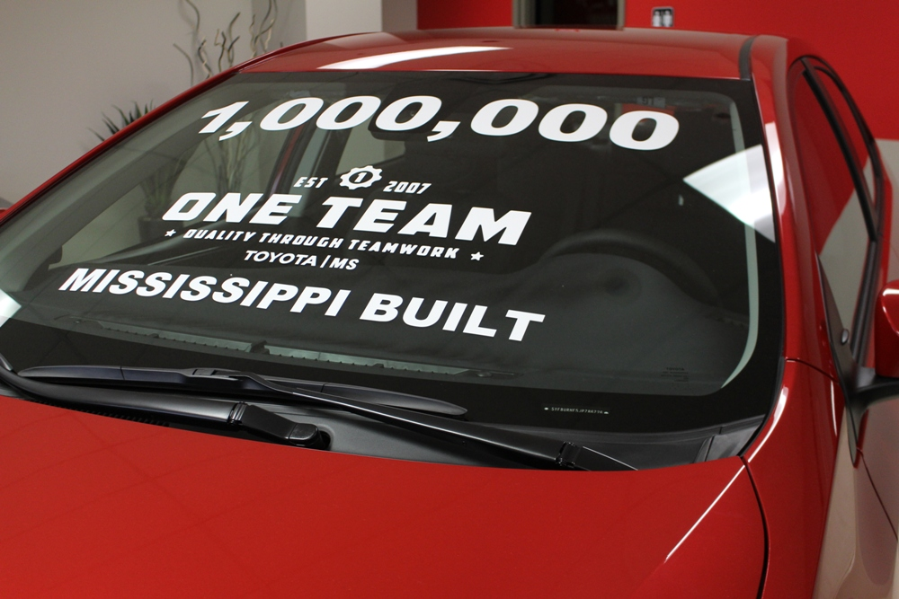 Toyota Plants In Usa >> $170 Million Investment Announced for Toyota Motor Manufacturing Mississippi | by Sherri Tilley ...