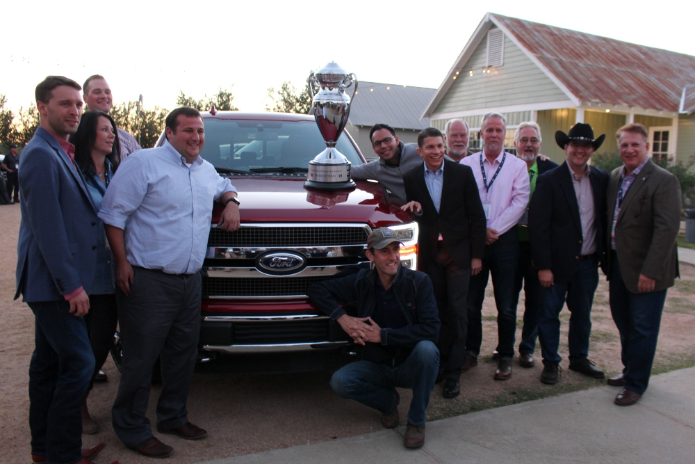 New 2018 Ford F-150 Named Truck of Texas at Annual TAWA Texas Truck Rodeo, Marking The 14th Win For F-Series | News | USA