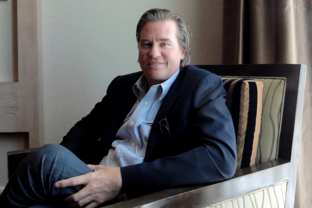 Interview with Actor Val Kilmer