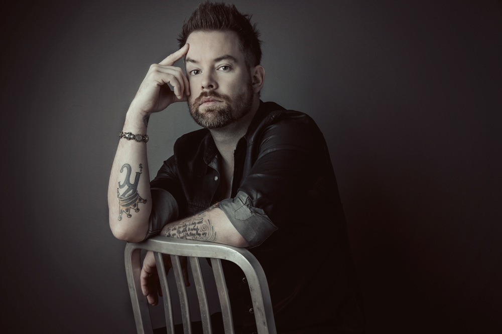 David Cook Discusses a Fresh New Sound and Reinventing His Wheel