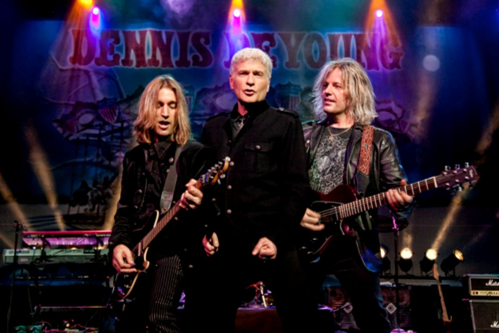 Concert Review of Dennis DeYoung: Music of Styx
