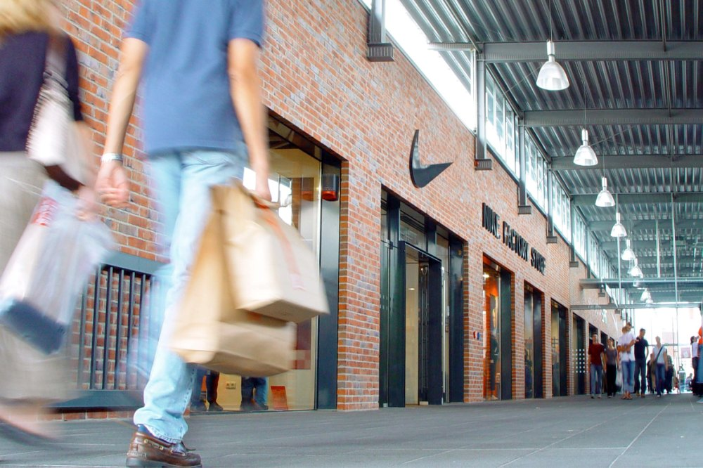 Discount Stores, Bargain Shopping, and Outlet Centers