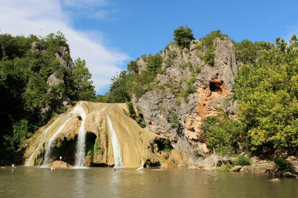 Turner Falls Park is Home to the Largest Waterfall in Oklahoma