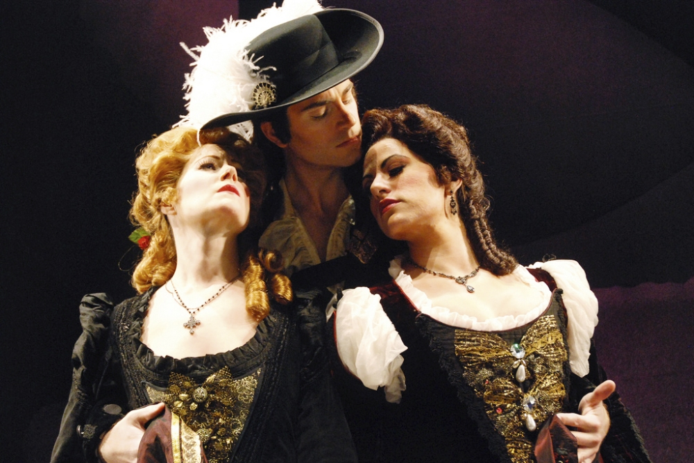 Experience Opera Through Local Mainstage Productions