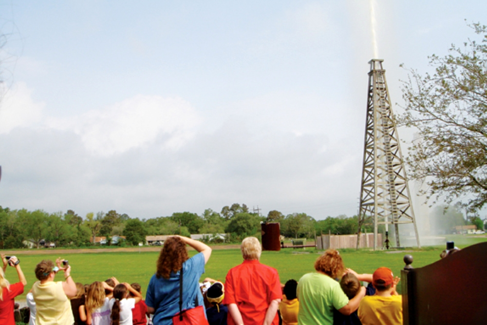spindletop gladys city boomtown museum information