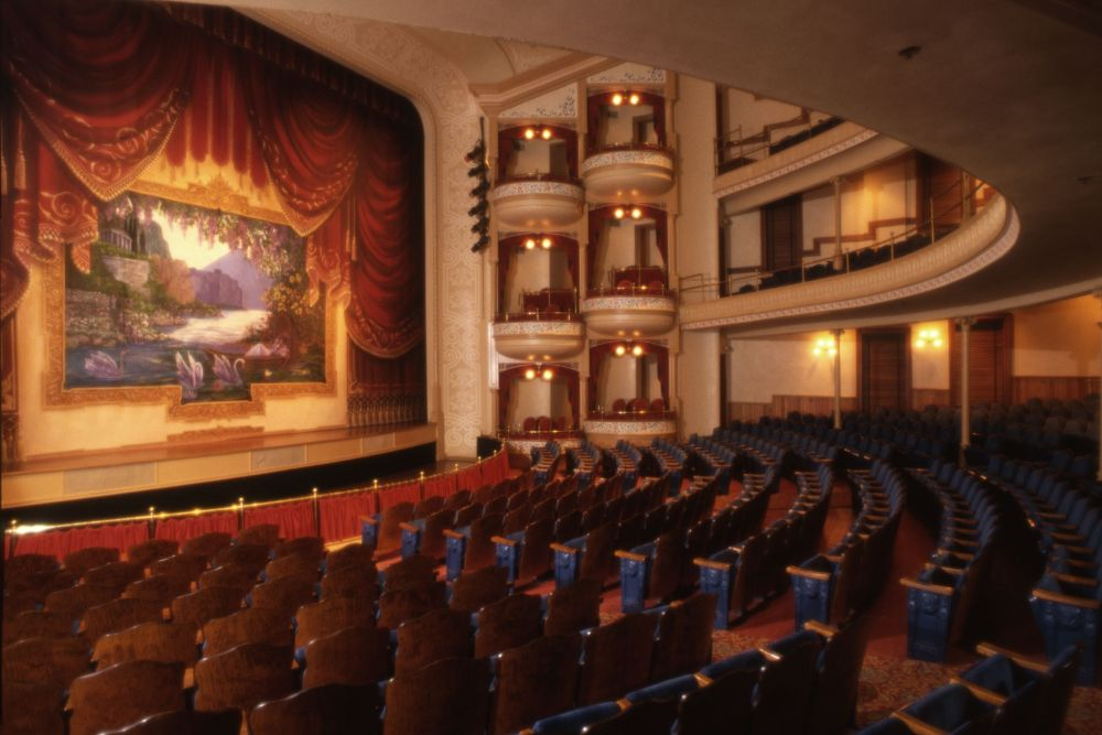 Arts Venues | Theaters, Music Halls, and Performing Arts Centers | The Grand 1894 Opera House | Arts | Galveston Island, Texas, USA