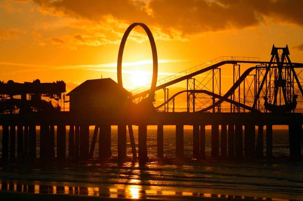 Things To Do and Tourist Attractions on the Gulf Coast of Texas Including Houston and Galveston Island, TX