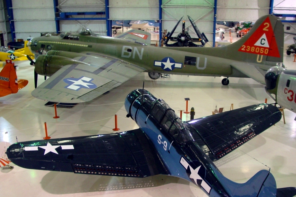 The Lone Star Flight Museum is Now Open