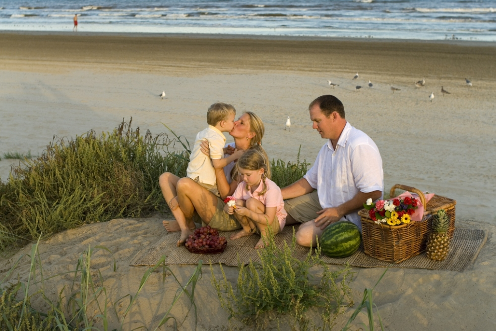 Recreation | Beaches, Lakes, Hiking Trails, and Leisure Parks | Living and Leisure | Galveston Island, Texas, USA