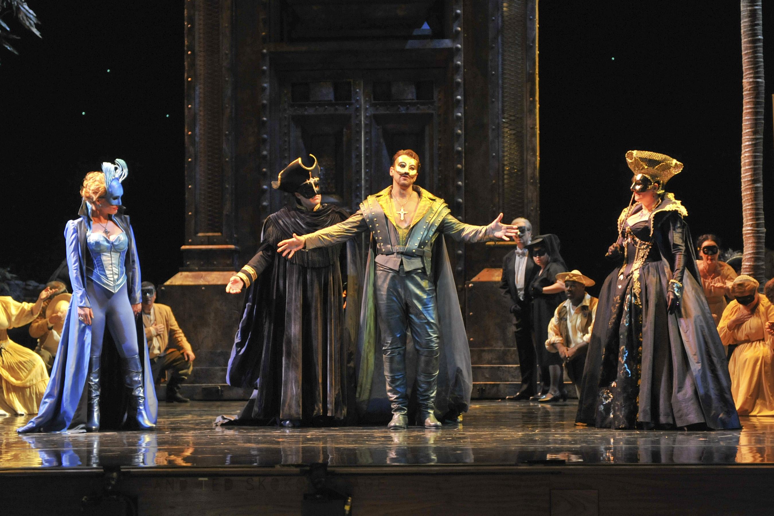 Opera Review | Don Giovanni | The Dallas Opera | Winspear ...