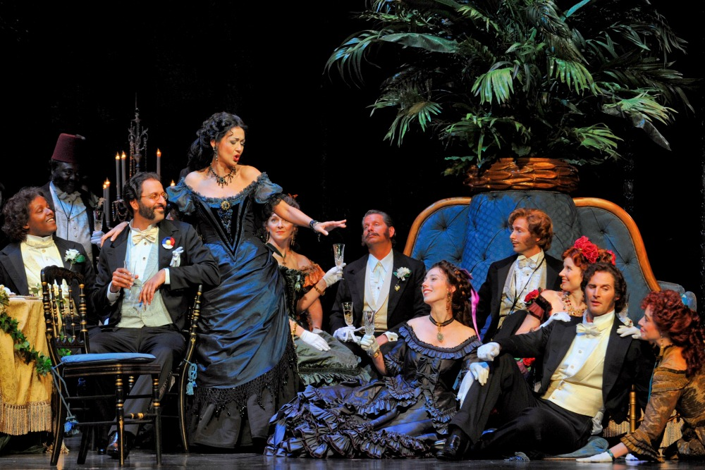 Opera Review: La Traviata (The Fallen Woman)