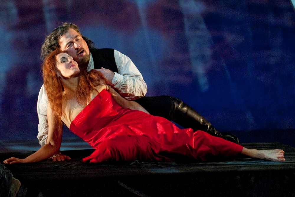 Opera Review: Tristan & Isolde