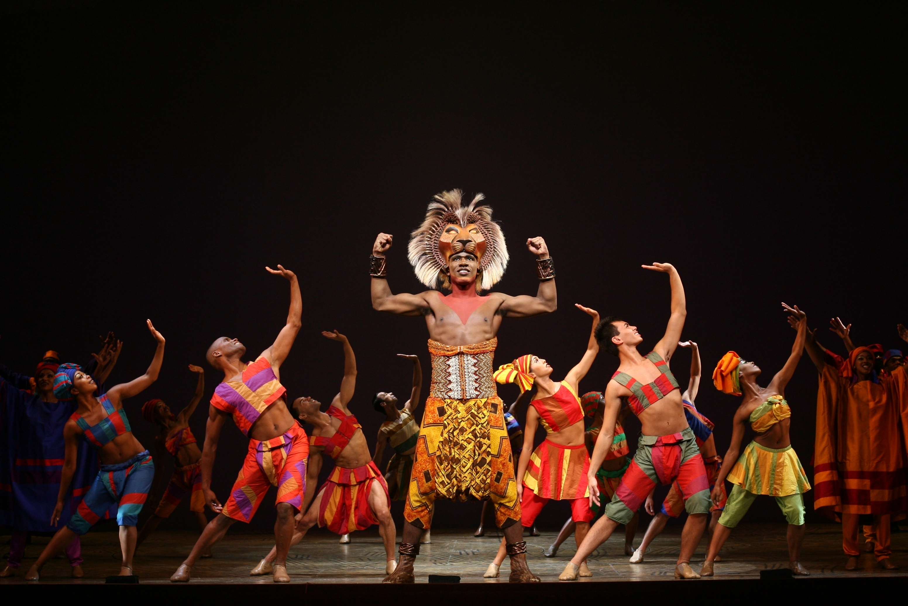 The Lion King Musical Theater Review Dallas Summer