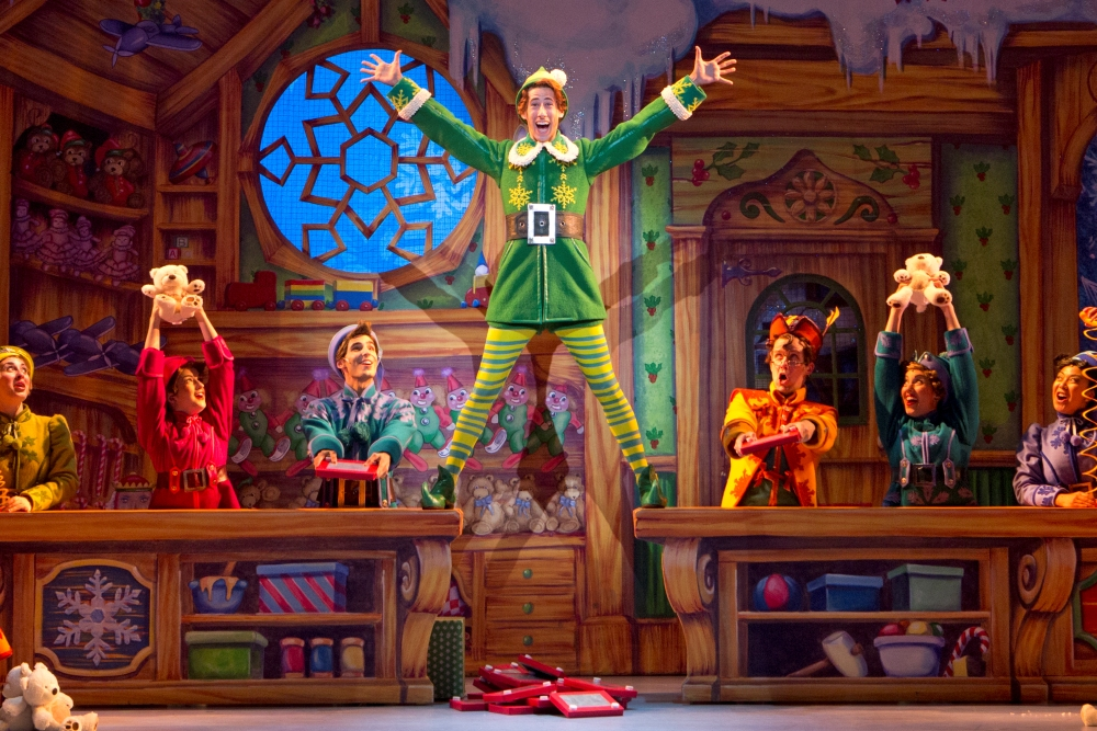 Elf the Musical is Scrumptiously Satisfying