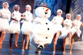 Santa Brings Broadway Christmas Wonderland to Town