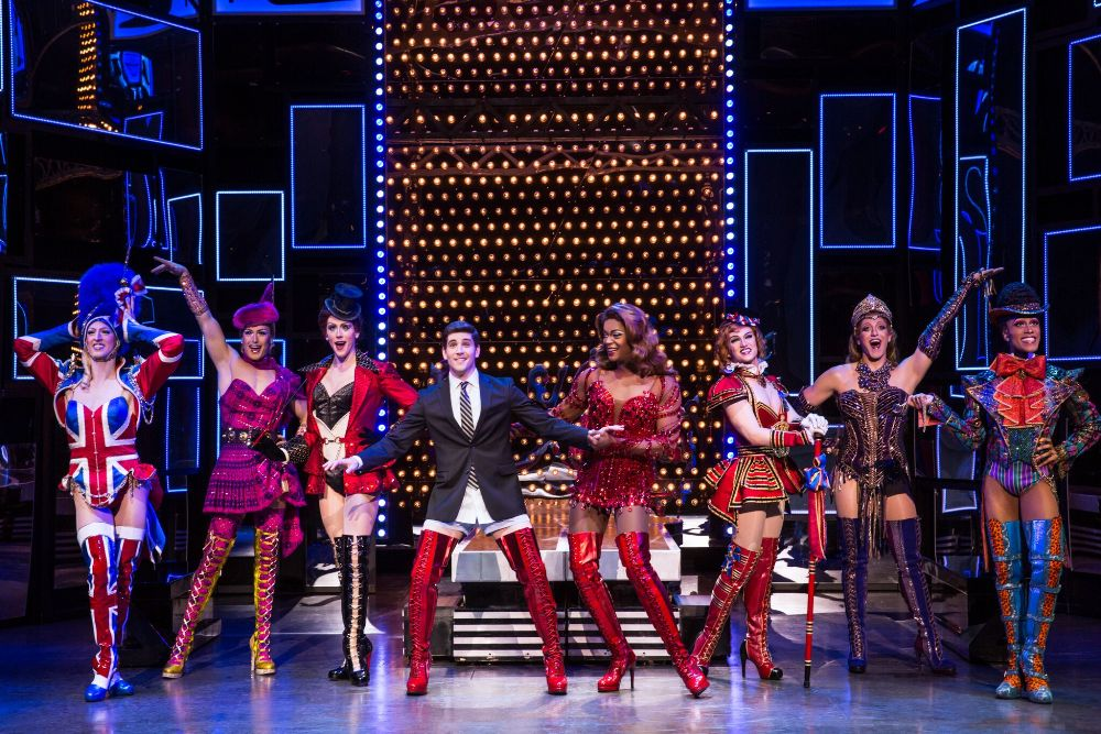kinky boots broadway parents guide