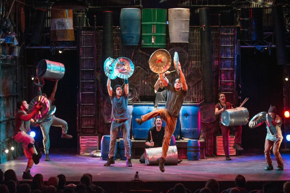 STOMP, the International Percussion Sensation, Returns to the Music Hall at Fair Park
