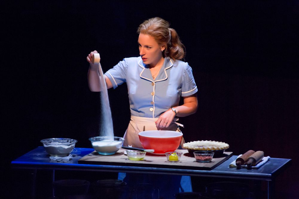 Theater Review: Waitress