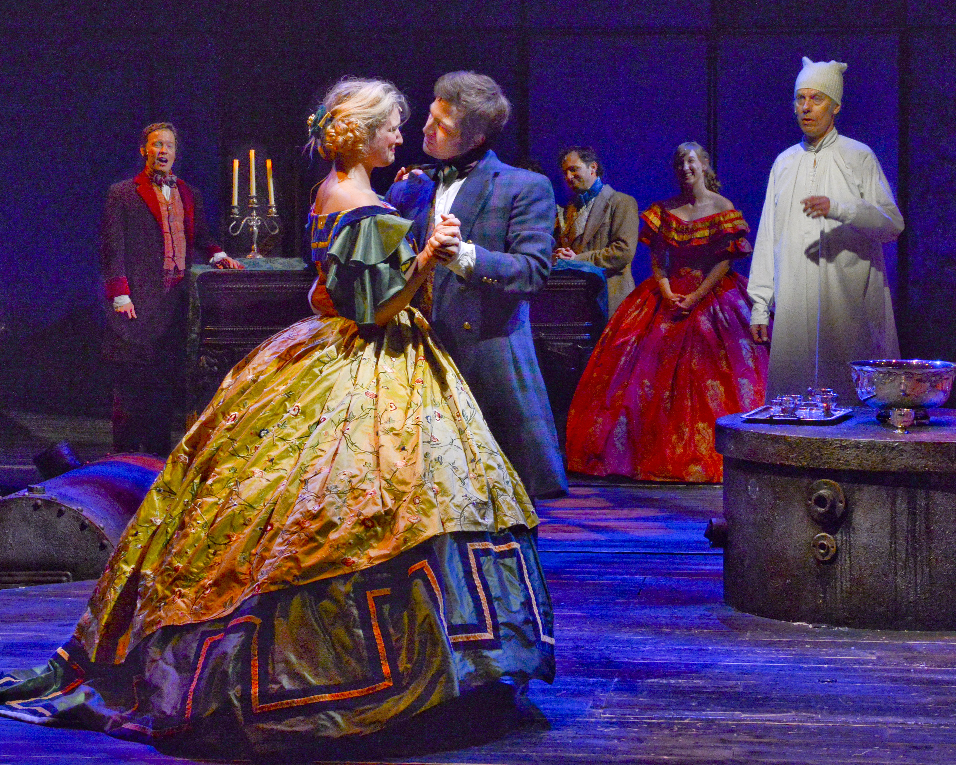 A Christmas Carol   Theater Review   Dallas Theater Center   Wyly ...